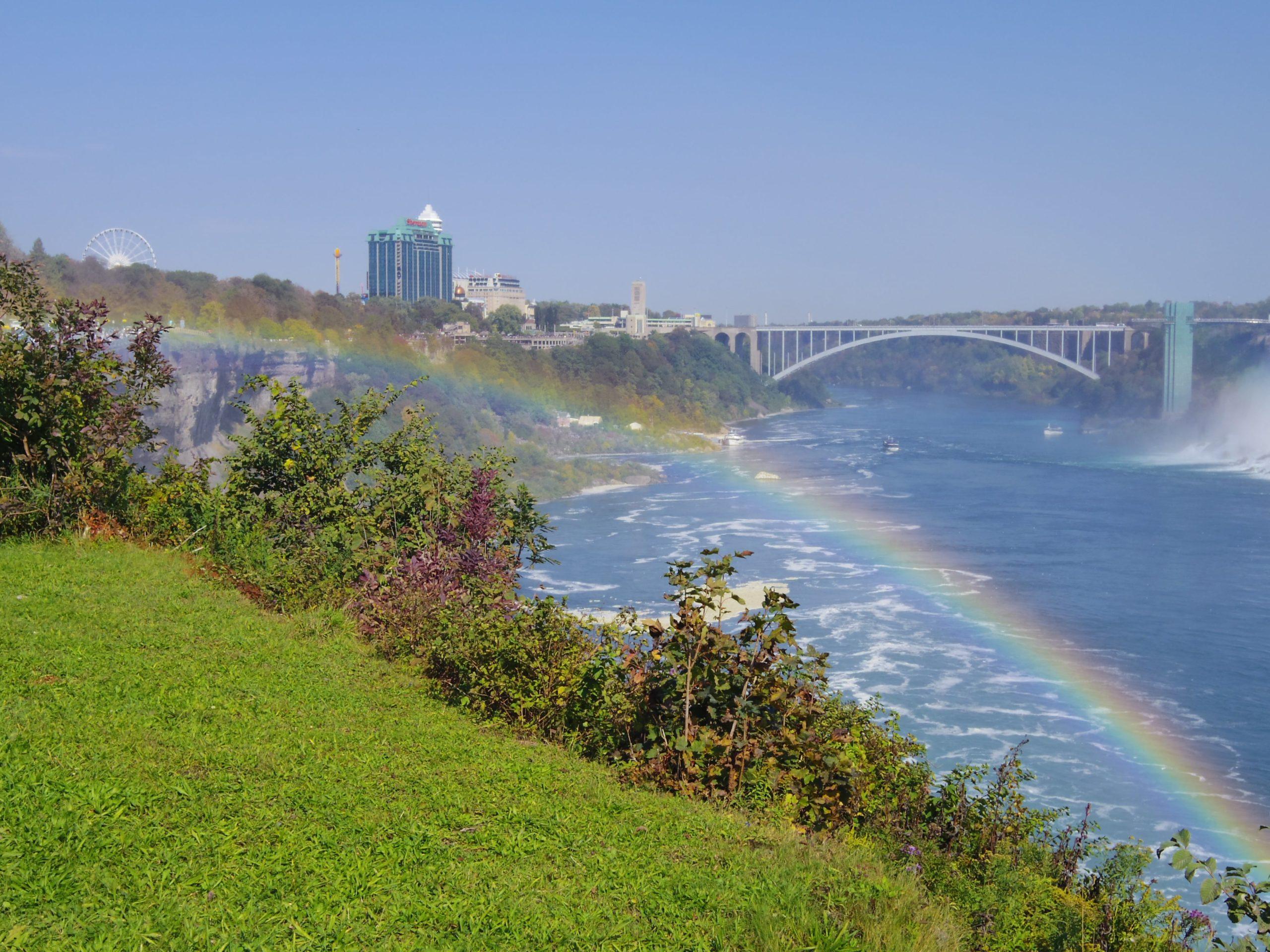 成功は虹のようなもの